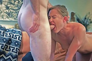 Petite Teen Roughly Fucked By Crazy Stranger