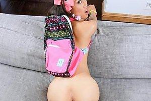 Exxxtrasmall Petite Cutie Fucked By Big Cock