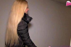 German Hooker Blond Teen Visitation A Guy At Home Txxx Com