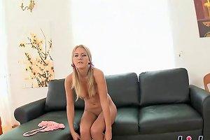 Young Kira Gets Nailed In A Gangbang Porn Videos